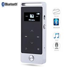 2017 Latest Version Bluetooth mp3 player 8GB Touch Screen Original BENJIE S5B Lossless Sound Support FM Radio Micro SD Card
