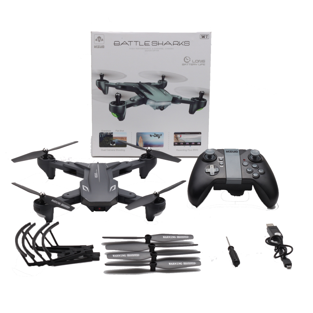 Visuo XS816 Optical Flow Positioning Drone