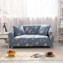 7 Printed Color New Fashion Home & Living Sofa Dirtproof Cover Armchair Loveseat Sectional Corner Sofa Slipcovers Couch Cover
