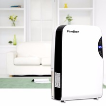 Finether OL-012E 2.5L Air Dehumidifier Portable Low Noise Screen-touch Control Dehumidifier(China)