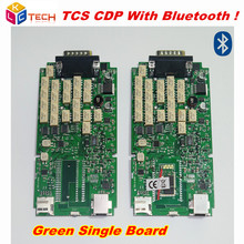 Highest Quality with Bluetooth Single Board green pcb TCS CDP for Auto Car Scan Tools For Cars & Trucks