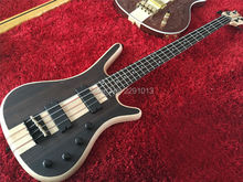 BEST bass guitar 4 strings  warbass  model with best workmanship  and beauriful finish (Wilkinson tuners)Free shipping