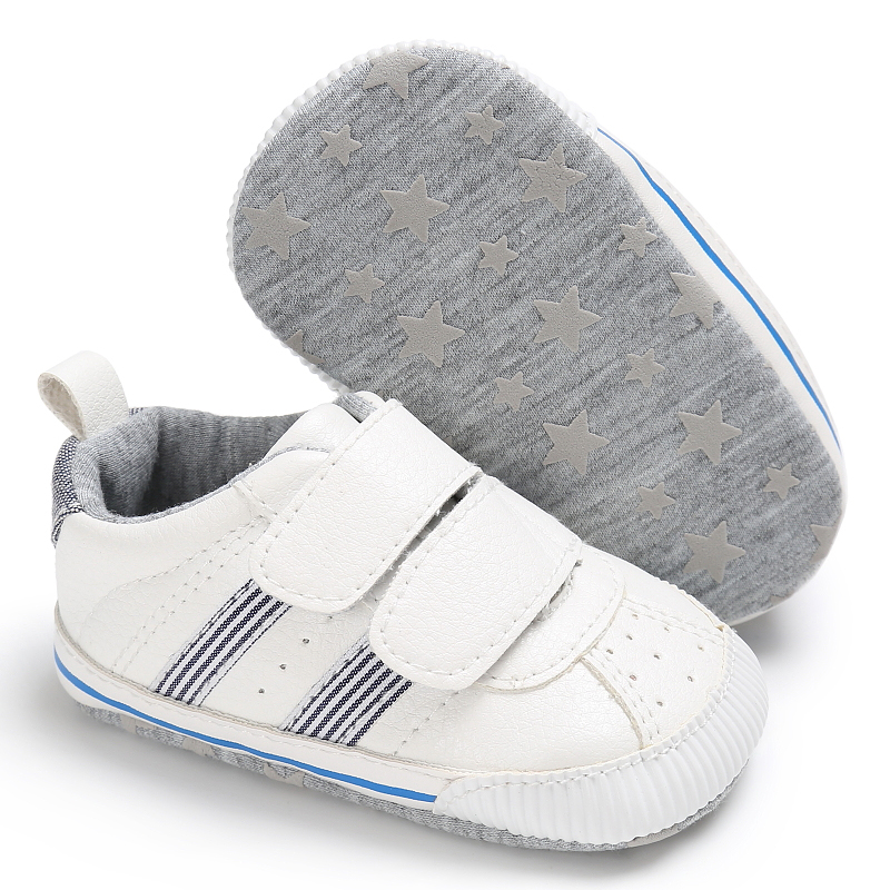 Fashion PU Leather Baby Moccasins Newborn Baby Shoes For Kids Sneakers Infant Indoor Crib Shoes Toddler Boys Girls First Walkers 14