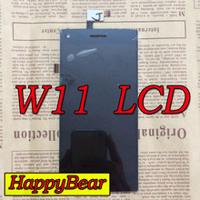 Original LCD Display Screen+ Touch Screen housing Assembly Replacement For THL W11 Assembly Dns S5003