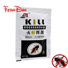 5pcs/lot eco-friendly Cockroach Killing Bait  medicine clear cockroaches killer german cockroach insect pest repeller