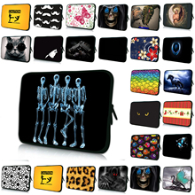 "4 Skeletons Tablet Soft Sleeve Case Bag For 7.0"" 8.0"" 8.1"" 10.1"" Mini PC 11.6 12 13 14 15 17 Inch Neoprene Men Laptop Cover Bags"
