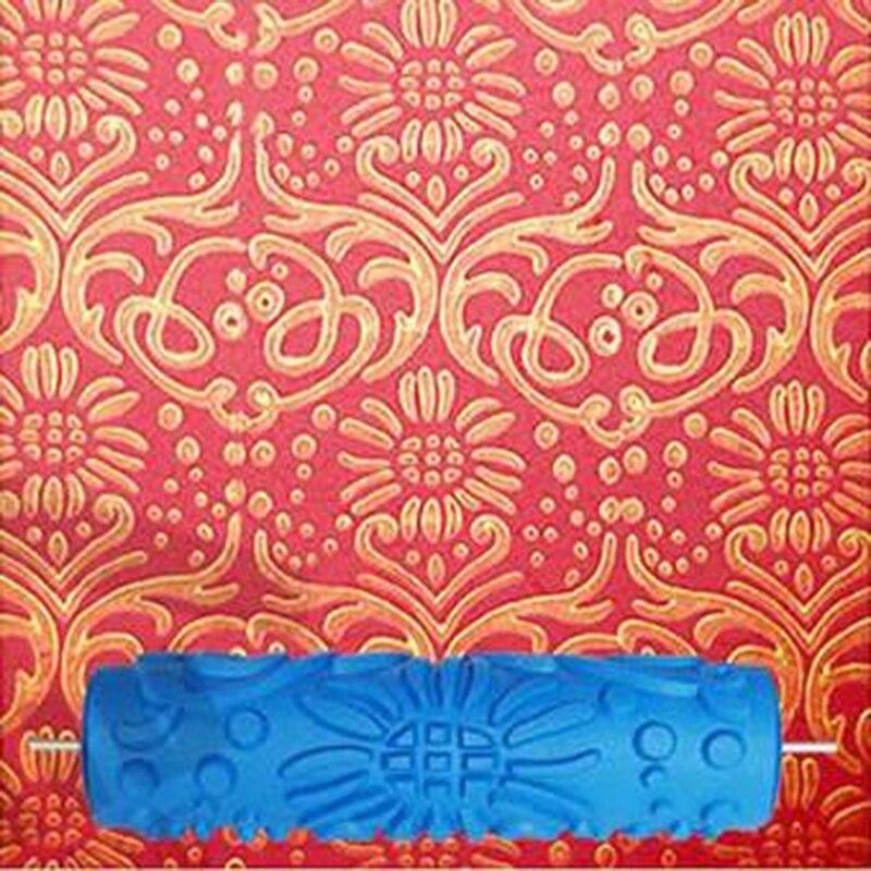 achetez en gros motif rouleau de peinture en ligne des grossistes motif rouleau de peinture. Black Bedroom Furniture Sets. Home Design Ideas