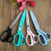 1PC High Carbon Stainless Steel Tailor Scissors Dressmaking Fabric Shears Craft DIY Sewing Scissors 11.5cm x2.2cm(4 4/8