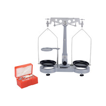 WL-05 The 500g/0.02g Physical Balance Scale Mechanical Balance Scale Weight To Send Medicine Tray