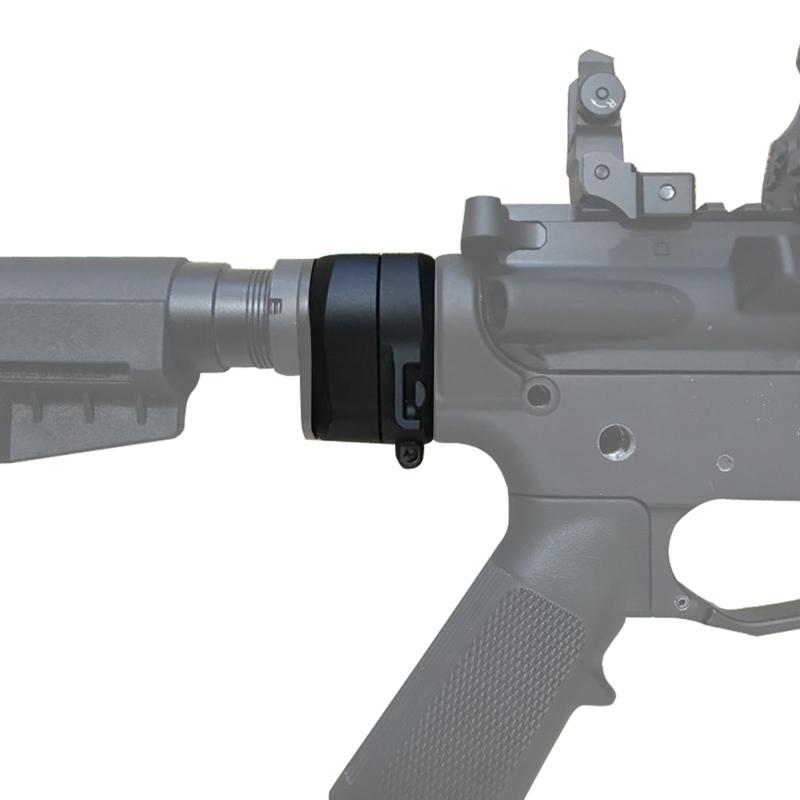 AR Folding Stock Adapter For M16M4 SR25 Series GBB(AEG) RL2-0042-11