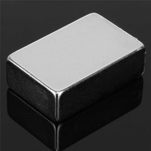 New 2pcs 30 x 20 x 10mm Square Block Strong Cuboid Rare Earth Neodymium Magnets N50 Permanent Magnet Very Powerful