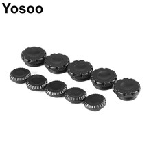 5pcs/lot Camera Accessories 10-Pin Remote Flash PC Sync Terminal Cap Cover SET for Nikon D700 D300 D200 D2X FUJI S3 S5 Pro