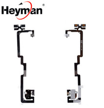 Heyman Audio Flex Cable Ribbon Replacement for Apple iPhone 4 Cell Phone (Verizon Wireless)(China)