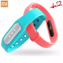 Original Xiaomi Mi Band 1S Smart Wristband Heart Rat Bluetooth4.0 Miband Bracelet Passometer Fitness Tracker For Android iPhone