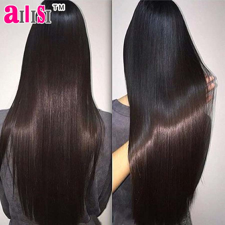 Cheap 1 Bundle Of Brazilian Straight Hair 7A Mink Brazilian Virgin Hair Straight Brazillian Straight Hair Sugar Virgin Hair 1B<br><br>Aliexpress