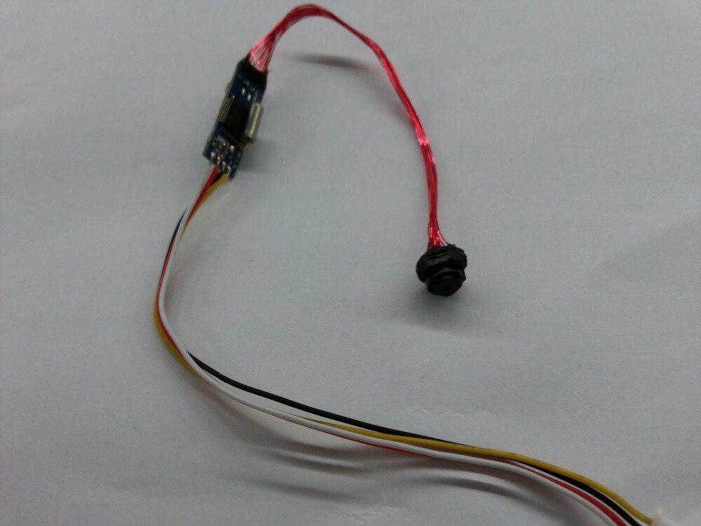 2 Mega Pixels AV Endoscope Module Detached Camera Head HD  Endosocpe CMOS Borescope<br>