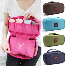 Portable Laundry Pouch Travel Pouch Storage Organizer for Socks Bras Ties Underwear Scarf Small Accessories 99