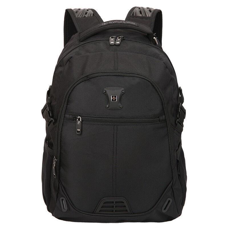Swisswin brand design 14 - 15 inch mens backpack women travel bags computer casual bag girls mochina teenage Boy sac a dos<br>