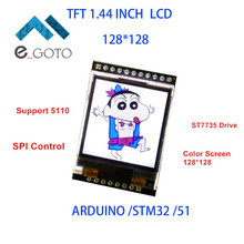 "5V/3.3V 1.44"" TFT 1.44 inch LCD Display Module 128*128 Color Sreen SPI Compatible For Arduino mega2560/STM32 /SCM 51"