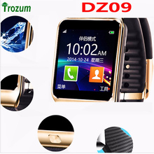 2017 New Smart Watch dz09 Camera Bluetooth WristWatch SIM TF Card Smartwatch Ios Android Phones Support Multi languages - TROZUM NewFashion Store store