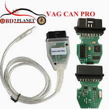 VAG CAN PRO CAN BUS+UDS+K-line S.W Version 5.5.1 VCP Scanner S.W Version 5.5.1 FTDI FT245RL Chip Better Than VCDS and ODIS