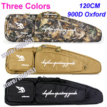 Three Colors Durable Tactical Military Army Airsoft Gun Case Outdoor Shotgun Rifle Carry Bag For Hunting Firearms And Weapons(China)