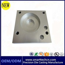 Custom aluminum casting components for electronic machinery(China)