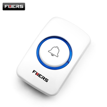 Free Shipping!Wireless Panic Button Emergency Button For Home Alarm System Security Emergency Calling& Doorbell System 433MHz(China)