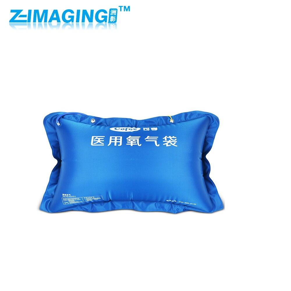 50L medical oxygen bag portable oxygen bag oxygen pillows medical oxygen transport bag<br>