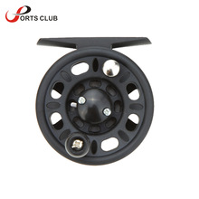 New Arrival Left/Right Interchangeable Fly Fishing Reels Plastic 1BB Former Rafting Ice Fishing Reel Fishing Gear