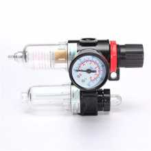 Different Quality 2000 Air Pressure Regulator oil Water Separator Trap Filter Airbrush Compressor Source Treatment Unit