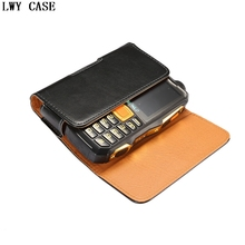 Leather Pouch Case Belt Clip Pouch Holster Cover For Nokia 3310 2017 Luxury Wallet Phone Pouch Bag Case(China)
