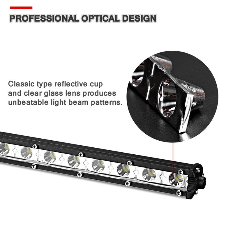 super slim single row led light bar (4)