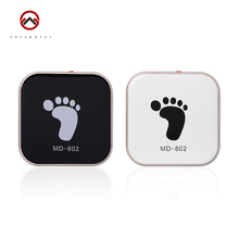 Personal GPS Tracking Device MD-802 GPS Tracker Personal Alarm Geo-fence GPS+ AGPS+LBS+Wifi 500mAh Real-time Positioning