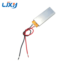 Buy LJXH 2PCS 50x20x5mm Low Voltage AC12V/5V Thermostat PTC Aluminum Electric Heater Plate 60/140/230/50 degrees for $6.97 in AliExpress store