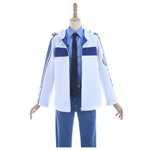 Buy Hot Anime LYZZR cosplay BaiQi cos Japanese Halloween cosplay Sexual transfer Unisex Daily uniform uniform costumes