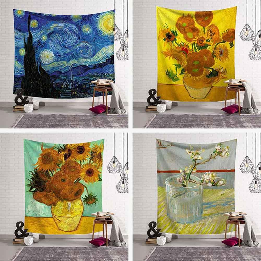 GT8069 Vincent van Gogh Sunflower