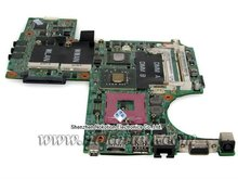 0PU073 PU073 MAIN BOARD For Dell XPS M1330 laptop motherboard DDR2 with Graphics Free CPU