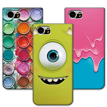 Crown Painted Phone Protective Cases For coque BlackBerry Keyone Case Cover Soft Silicone funda BlackBerry Keyone 4.5 inch+Gift