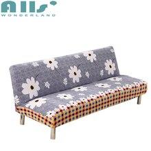 Sofa Deckel Weiße Blume Muster Stretch Covers Garten Dekoration Günstige  Couch Schutzhülle Sofa Set Für Wohnzimmer