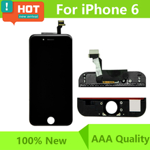 LCD Display Digitizer For iPhone 6 6s 6 Plus 6s Plus Touch Screen Complete For iPhone 6 Plus LCD Free Tools + Free Shipping