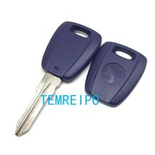 20pcs/lot Replacement Car Key For Fiat transponder Key Shell Blank Key No Chip Fob(China)