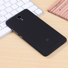 Housing For Xiaomi Redmi Note 2 Case Back Cover Redmi Note 2 Housing Battery Door Cover Redmi Note2 Replace Part Plastic Case(China)