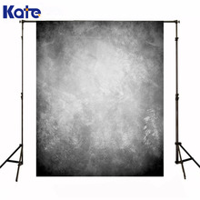Kate 10x20ft Portraits Photography Backdrop Children Grey Photo Backdrop Microfiber Washable Telon De Fondo Para Fotografia(China)