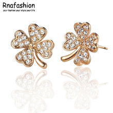 Homegrown clover earrings wholesale fashion earrings -067(China)