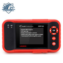Original Launch Creader Professional CRP123 Creader CRP 123 Auto Code Reader Launch CReader Professional 123 OBD2 EOBD Scanner(China)
