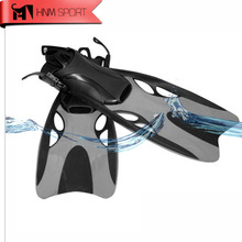 2017 New Top Qulity Professional Comfort Flexible Adult Diving Shoes Submersible Long Swimming Flippers Snorkeling Diving Fins