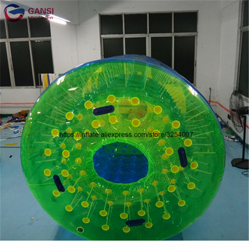 inflatable roller ball3