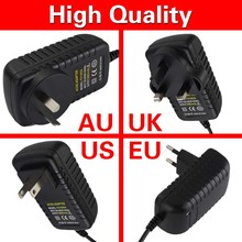 High Quality  12V2A AC 100V-240V Converter Adapter to DC 12V 2A Power Supply Adaptor  with IC Chip 1pcs Free shipping