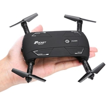 Recommend Top X20 RC Selfie Pocket Mini Drone Quadcopter Helicopter With Wifi Fpv Camera VS jxd 523 jjrc h37 h31 syma x5c x5sw(China)